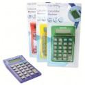 8-digit handheld calculator