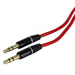 High quality audio cable - 3.5 mm stereo jack 1/1 3.5mm stereo - l. 1.5 m