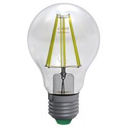 Lampada Led Filamento 8,5W E27 Luce Calda 3000 K