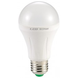 Lampada Led Goccia 18W E27 Luce Fredda 6000 K