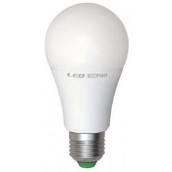 Lampada Led Goccia 12W E27 Luce Calda 3000 K
