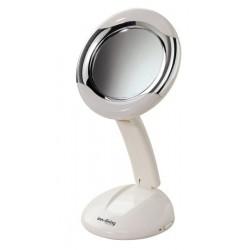 Specchio luminoso bagno lente di ingrandimento 5x