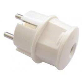 Cable plug shuko