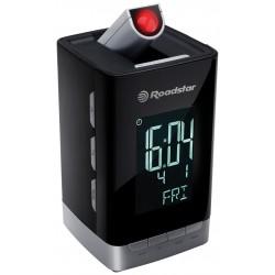 Radiosveglia sveglia digitale con proiezione ora Roadstar CLR-2496P