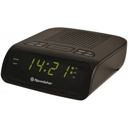 Digital clock radio old vintage analog CLR2560 Roadstar