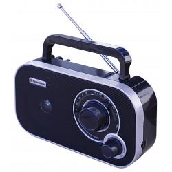 Radio portatile FM Nera TRA-2235BK