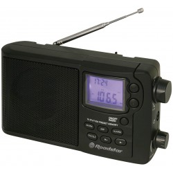 Multiband portable radio with display TRA2362D