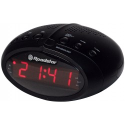 Digital clock with alarm CLR2466