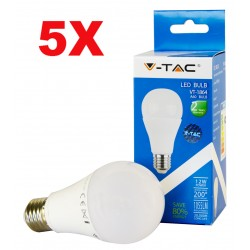 LED Ball Bulb 230V power 12 W Warm White Light