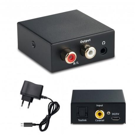 Convertitore di segnale audio da Digitale a Analogico