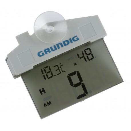 Termometro igrometro da esterno con ventosa