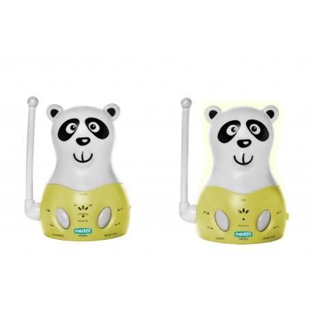 BABY MONITOR PANDA CON LUCE NOTTURNA