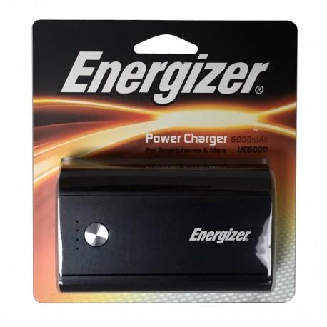 Powerbank 6000 mAh Energizer UE6000