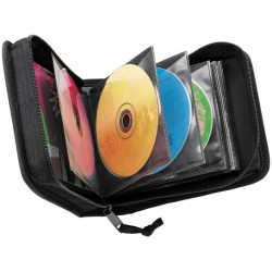Asuccio porta CD per 16 CD Case Logic CDW-16