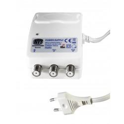 Alimentatore per amplificatore antenna da tetto da palo AMP30