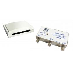 Amplificatore miscelatore da palo 2 ingressi B III UHF