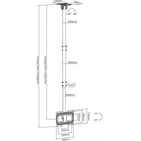 Inn512 ventilatore da tavolo portatile 18 cm usb innoliving inn 512 nuovavideosuono - Ventilatore da tavolo usb ...