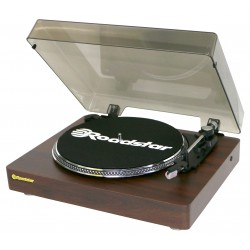 Turntable Old Vintage Style with Roadstar TT-380BT Bluetooth-T