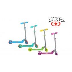 Monopattino scooter leggero simpatico pieghevole 4 colori
