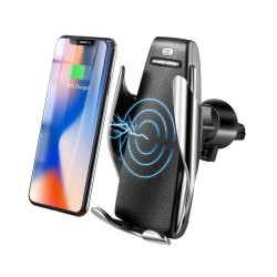 Supporto per smartphone con ricarica wireless Superior