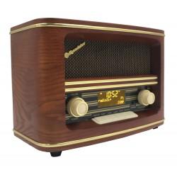 Radio da tavolo DAB + e FM in stile retrò HRA-1500D+
