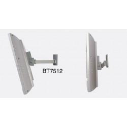BT7512 Supporto braccio a doppio snodo per TV 10 14 17 19 22
