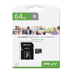 Scheda memoria MICRO SD 16 GB classe 10 PNY P-SDU16G10PPL-GE