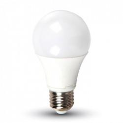 Lampadina led goccia 9W fredda 6400K E27 VT-2099