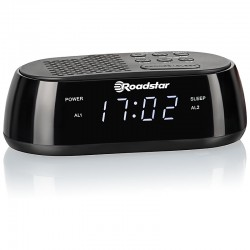 Digital clock with alarm CLR2466