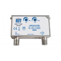 AMP50 Amplificatore da palo B III UHF 1 uscita con regolazione di guadagno