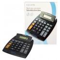 Desktop calculator with 8 digits